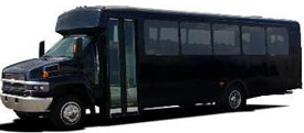 Up To 30 Pass. Luxury Limo Bus (New)