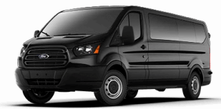 Up to 10 Pass Ford Transit Executive Van (Brand New)