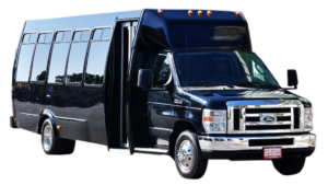 (C) Ford Shuttle Bus (Extra Luagage Space) (up to 24 passenger)