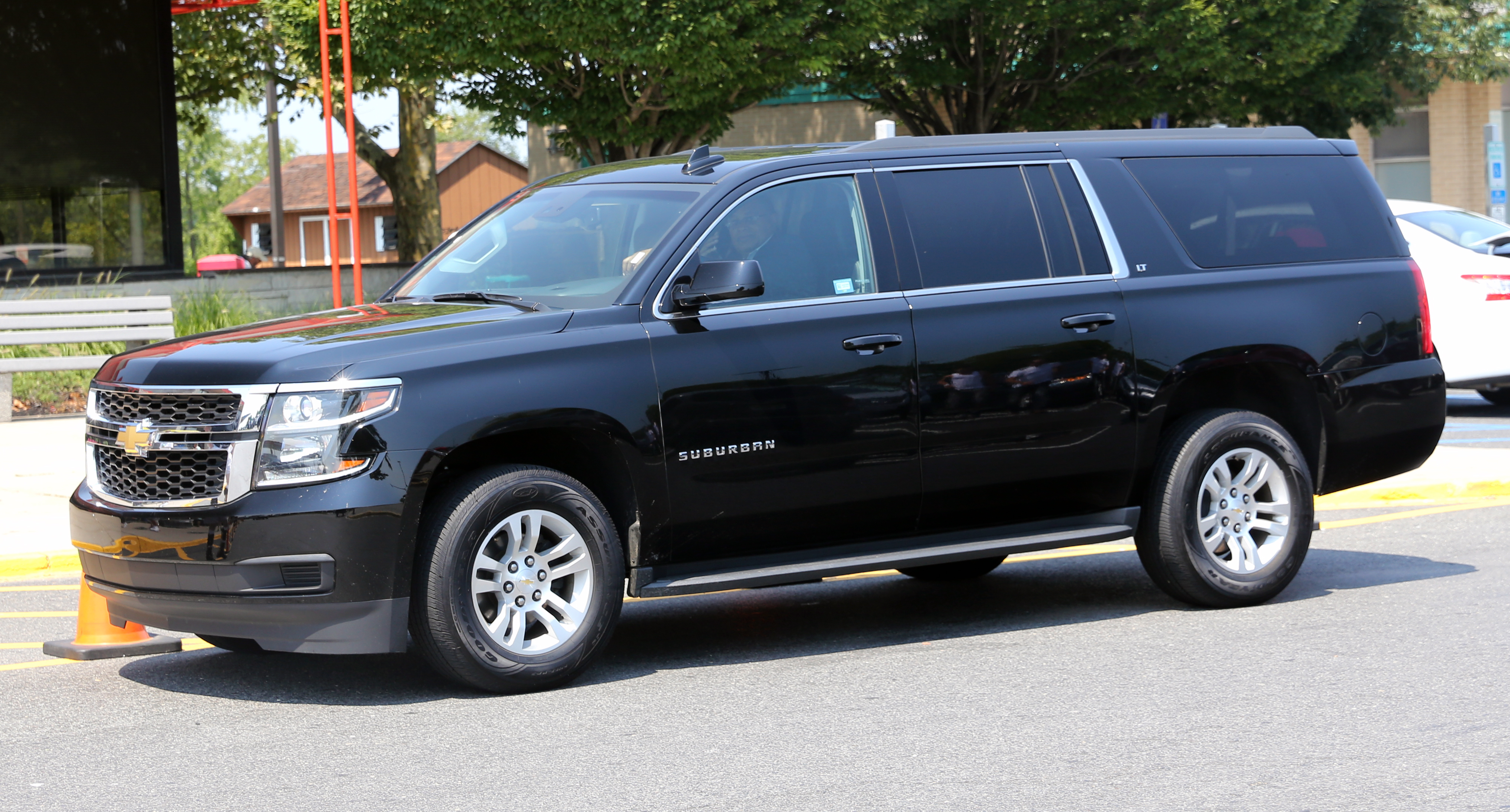 3-Chevrolet Suburban Executive SUV - A&A Limousine & Bus ...