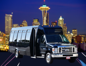 (K) Ford Shuttle Bus (Extra Luagage Space) (up to 24 passenger)