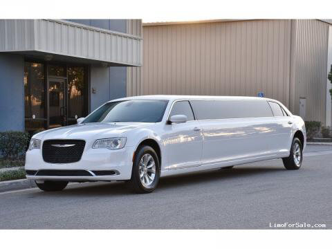 Chrysler Limo 300 2