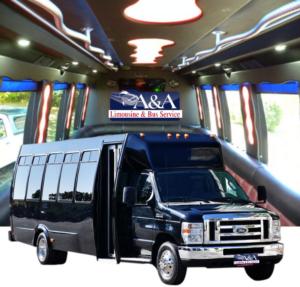 party bus tacoma