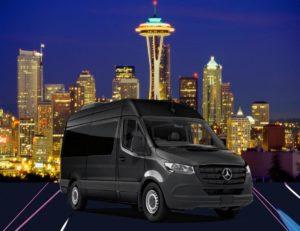 6-Mercedes Sprinter Executive Van