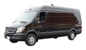 5-Mercedes Sprinter Executive Van