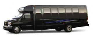 Up to 22 Pass. Luxury Limo Bus (BRAND NEW)