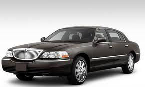 4 Pass Luxury Lincoln & Chrysler Sedans