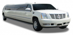 (B) Cadillac Escalade ESV Stretch Limousine (up to 20/22 Passengers)