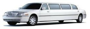 One of our stretch sedan limos in Seattle, WA