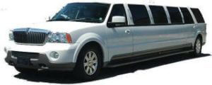 (A) Lincoln Navigator Stretch Limousines (up to 12/14 Passengers)