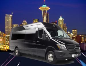 VIP Sprinter Seattle