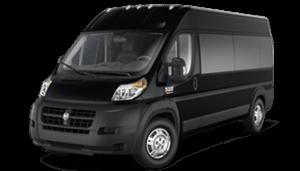 (C) RAM ProMaster VIP Shuttle Coach (up to 12 pass. coach)