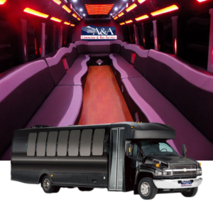 best party bus seattle