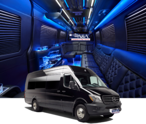 sprinter limo seattle