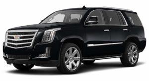 4-Cadillac Escalade ESV Luxury SUV