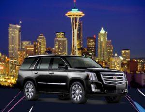 5-Cadillac Escalade ESV Luxury SUV