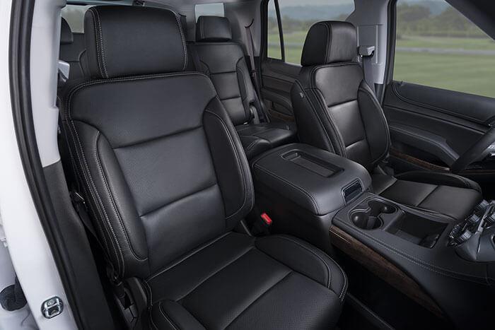 2-Chevrolet Tahoe Executive Sedan/SUV - A&A Limousine ...