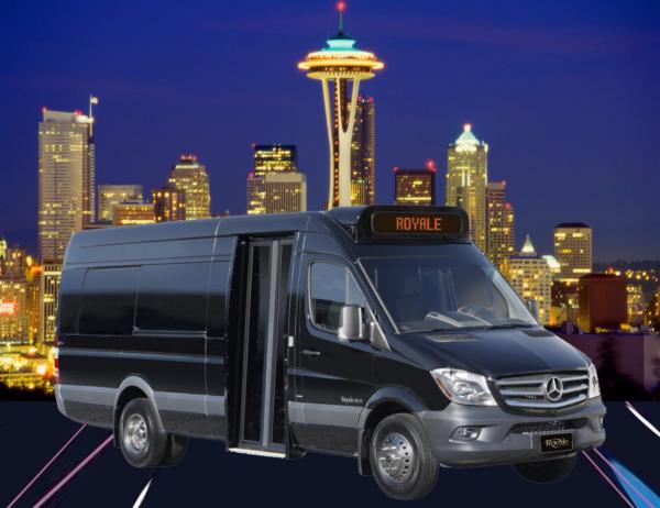 Shuttle Van Seattle