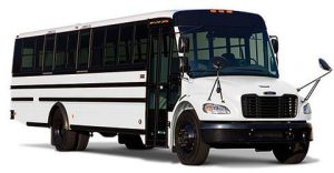 (L) Freightliner Activity Bus (13 Rows)  51 Adults